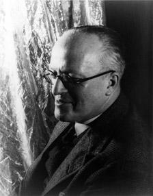 Portrait of Hugh Walpole by Carl Van Vechten, 1934
