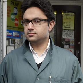 Sathnam Sanghera: Novelist on the corner