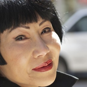 Amy Tan among the courtesans