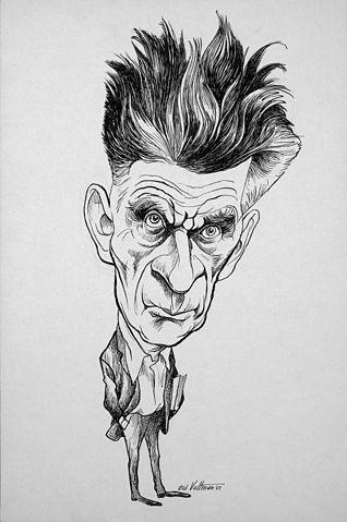 Samuel_Beckett_by_Edmund_S_Valtman