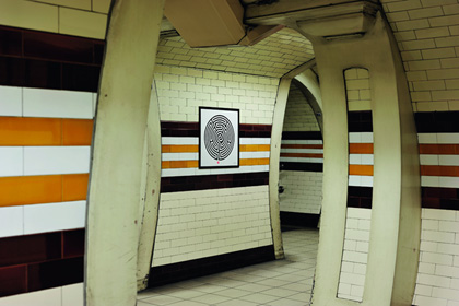 Regent's Park, <em>Labyrinth</em> 59/270