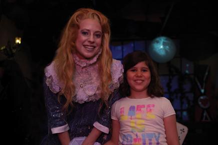 Photo of Alice (Angelina Reilly) and Malaika by Ruby Kobayashi