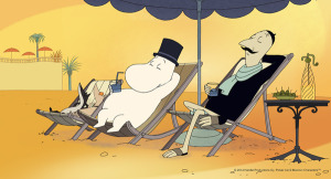 © 2014 Handle Productions Oy/Pictak Cie/Moomin Characters™