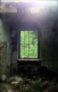 Abandoned house © Jason Hewitt