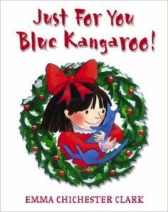 "<a title=""Egmont: Merry Christmas, Blue Kangaroo"" href=""https://www.harpercollins.co.uk/9780007197149/merry-christmas-blue-kangaroo"" target=""_blank"">Retitled Egmont edition, November 2016</a>"