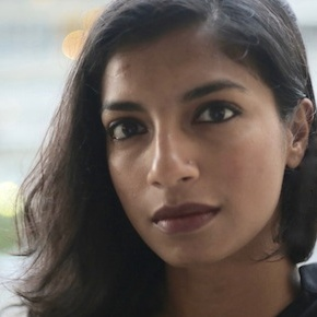 Diksha Basu: On the money