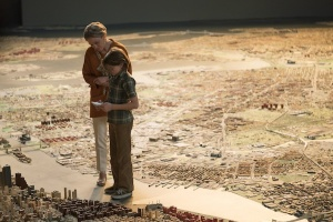 Rose and Ben at the Queens Museum panorama. StudioCanal