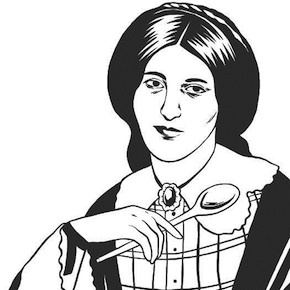 Isabella Beeton and beating impostor syndrome