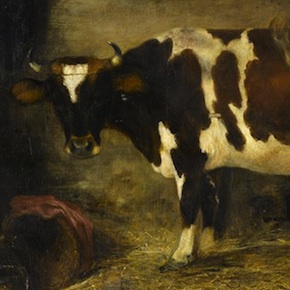 The cow who wanted to be a dog