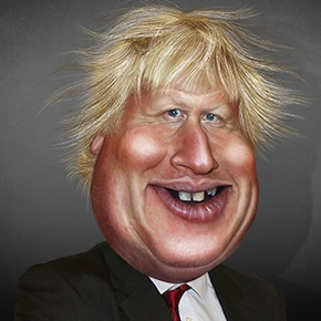How Boris Johnson ruined my book launch (and Vladimir Nabokov restored it)