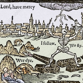 Shakespeare's advice to writers? Use the pandemic (sometimes)